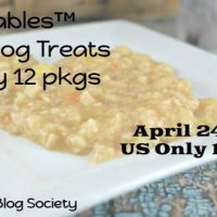 Delectables Lickable Dog Treats Giveaway - 12 Packages!
