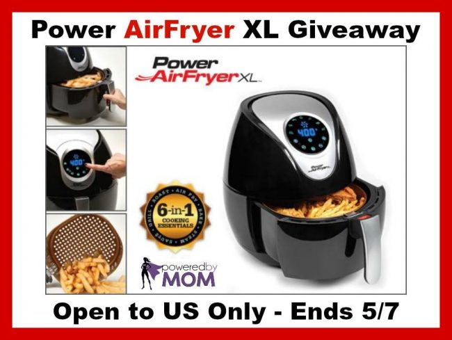 Power Air Fryer XL Giveaway