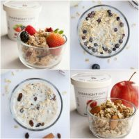 Dave's Naturals Overnight Oats Prize Pack