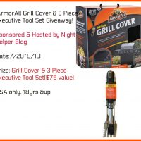 ArmorAll Grill Cover & 3 Piece Executive Tool Set Giveaway