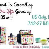 Celebrate National Ice Cream Month with Thirty-One Gifts Prize Pack Giveaway