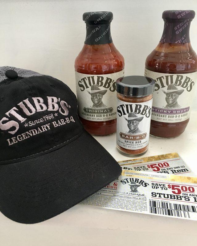 stubbs giftbasket giveaway