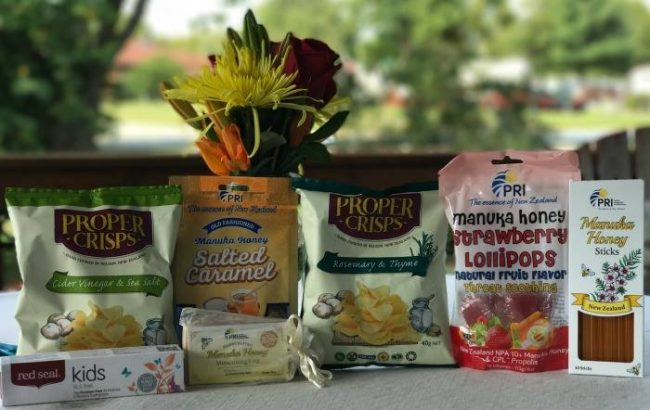 Manuka Honey Snack to School Prize Pack from PRI (arv $45) Giveaway.jpg