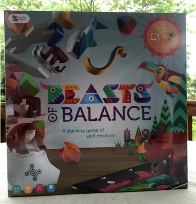 Summer STEM Science & Stacking Games Prize Pack Giveaway