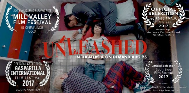 Unleashed Unleashed the Movie & Giveaway