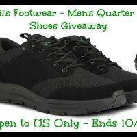 Emeril Lagasse's Men's Quarter Mesh Shoes Giveaway