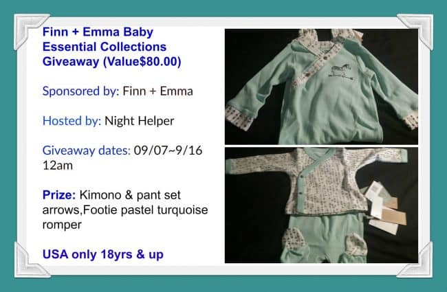 Finn + Emma Baby Essential Collection