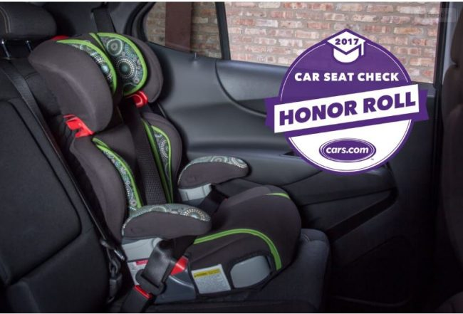 car seat safety week cars