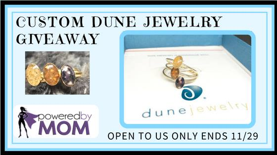 Custom Dune Jewelry Giveaway