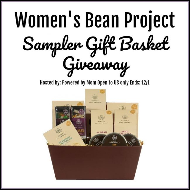 Women's Bean Project Sample Gift Basket Giveaway