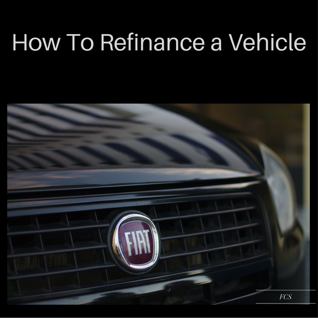 How to Refinance a Vehicle