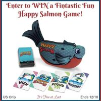 Happy Salmon Game Giveaway