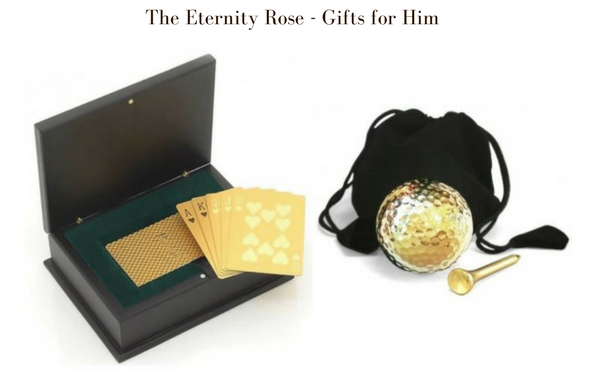 The Eternity Rose - Gifts for Him