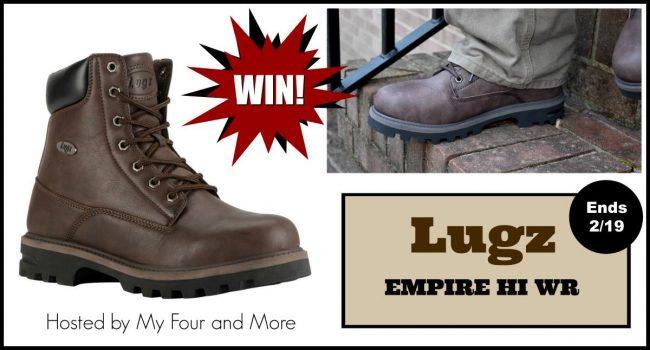 Lugz Empire Hi WR Men's Boots