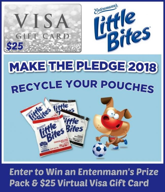 Entenmann's Little Bites Coupons & $25 Visa GC