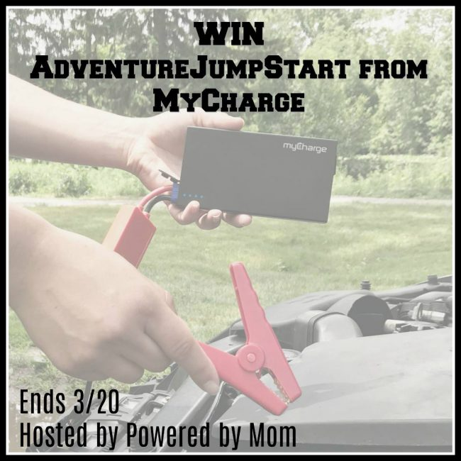 MyCharge AdventureJumpStart Jumper Cables