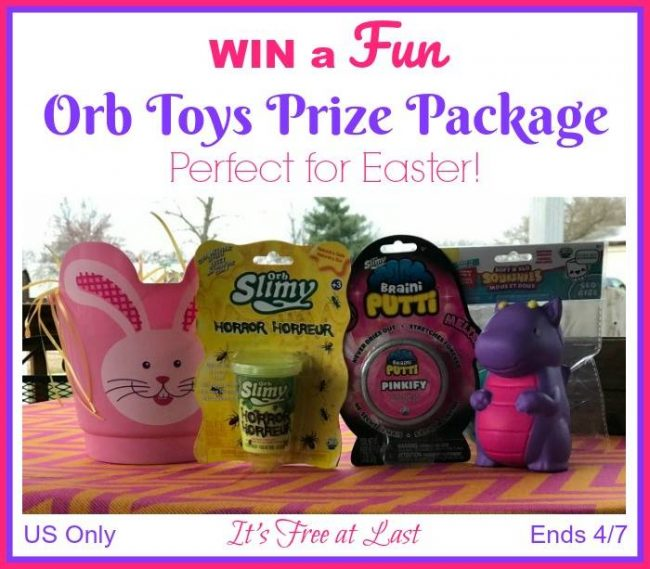 Orb Toys Prize Package