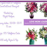 Mother's Day $75 Teleflora Giveaway