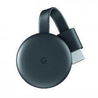 HDTV not a Smart TV?  Use the New Google Chromecast Streaming Media Player to Make That TV Smart