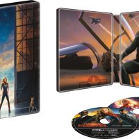 Captain Marvel SteelBook Collector's Edition Now Available at Best Buy