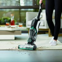 Check Out the New BISSELL CrossWave Cordless Max