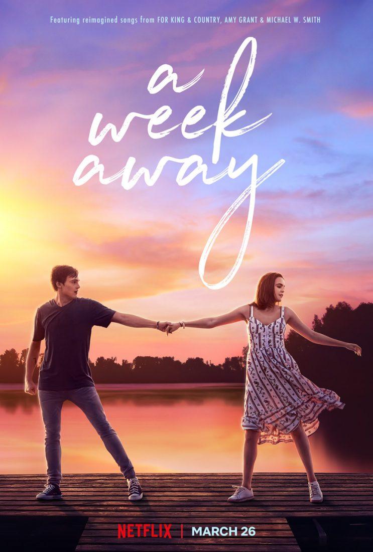 A WEEK AWAY Movie Netflix
