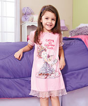 fancy nancy nightgown
