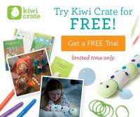 Kiwi Crate - Build a Glowworm for the Price of Shipping!