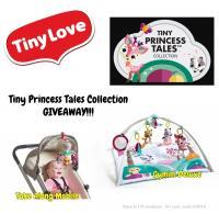 Tiny Love Giveaway - Tiny Love Dynamic Gymini & Tiny Love Take-Along Mobile