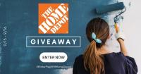 Enter to Win 1 of 4 $250 egift cards at Home Depot #WinterPrepWithHomeDepot