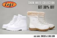 New!  Lugz Snow White Collection - Save 30% w/Promo Code