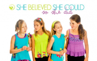 Girls' Limeapple Active Wear Set Giveaway - 10 Winners!
