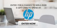 HP #HPPRESIDENTSDAY Giveaway - 5 $100 Egift Card Winners