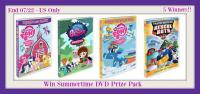 Shout! Kids DVD Prize Pack Giveaway - 5 Winners