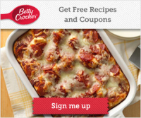 Betty Crocker Free Recipes + Exclusive Coupons + Free Samples